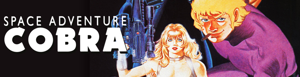 Cobra - Le Film - Anime
