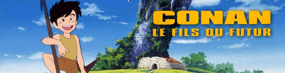 Conan Le Fils du Futur - Anime