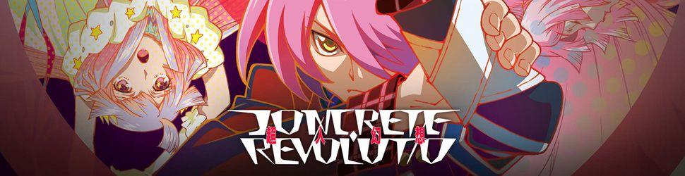 Concrete Revolutio - Anime