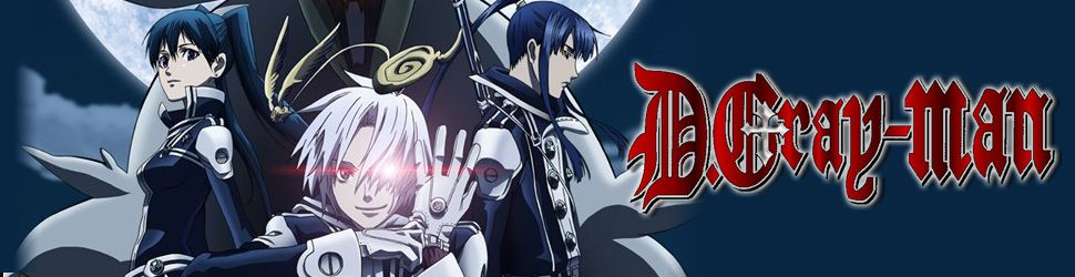 D.Gray-man - Anime