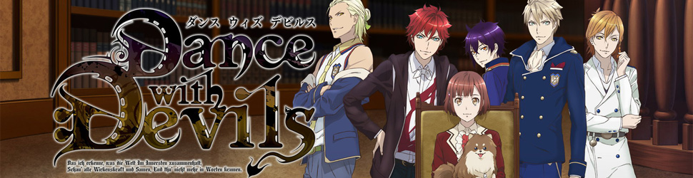 Dance With Devils - Anime