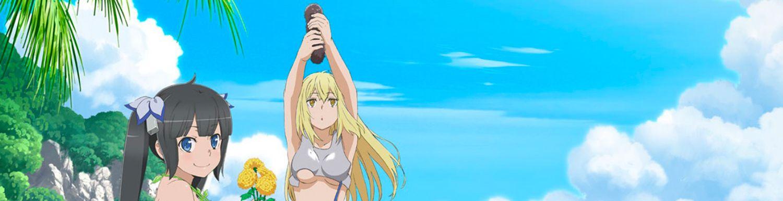 Danmachi - Familia Myth - OVA - Anime