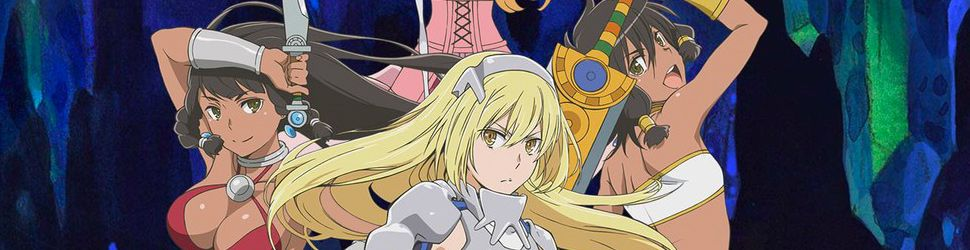 Danmachi - Sword Oratoria - Anime