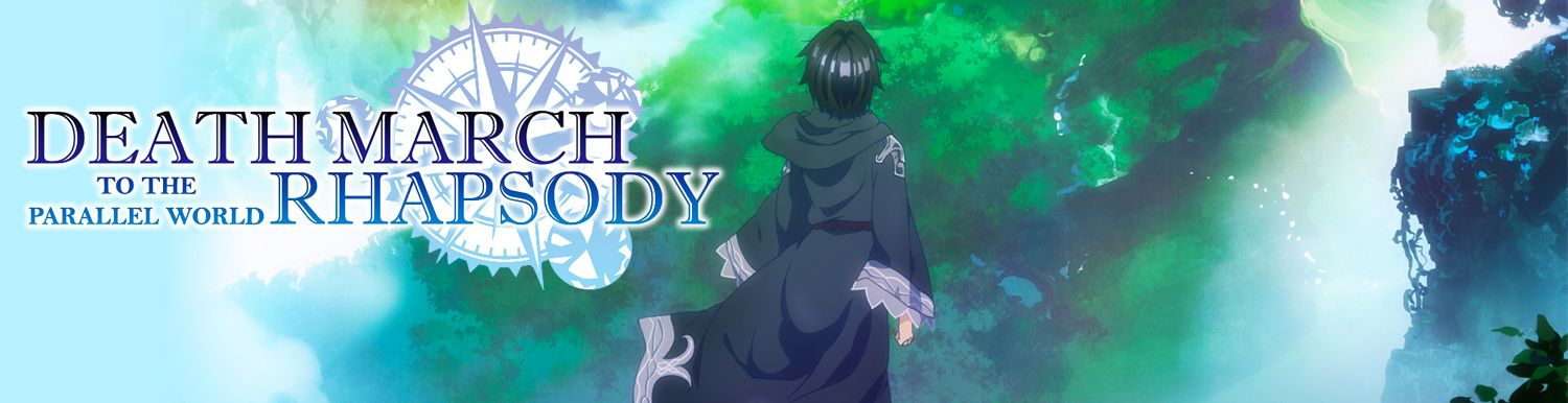 Death March to the Parallel World Rhapsody - Anime