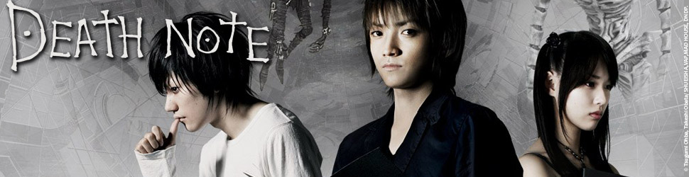Death Note - Film Live - Anime