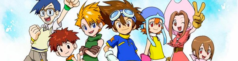 Digimon Adventure - Anime