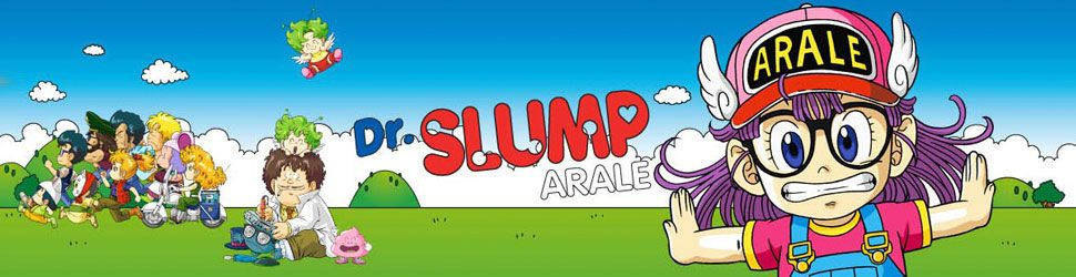 Dr Slump - Anime