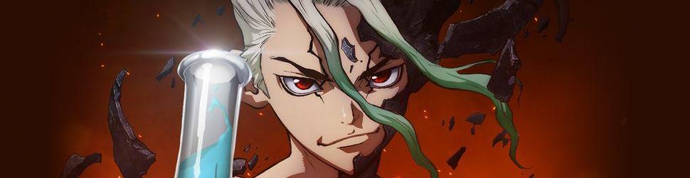 Dr Stone - Saison 1 - Anime