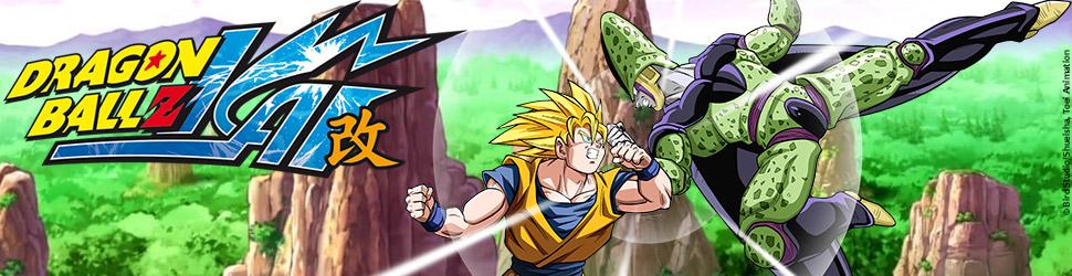 Dragon Ball Z Kai - Anime