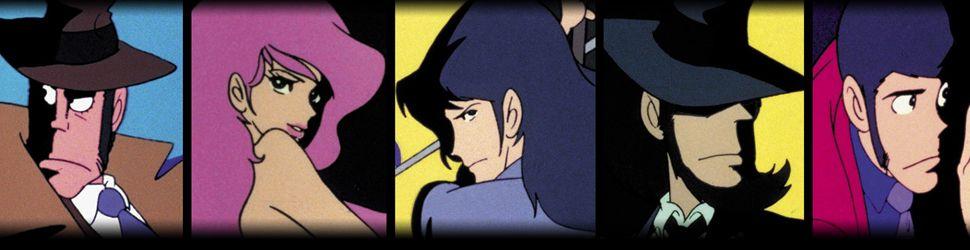 Lupin III- Edgar Détéctive Cambrioleur - Films - Anime