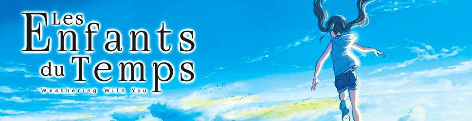 Enfants du temps (les) - Weathering With You - Anime
