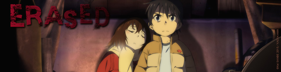 Erased - Anime
