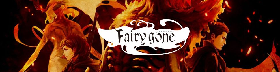 Fairy Gone - Anime