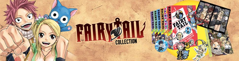 Fairy Tail - Collection - Anime