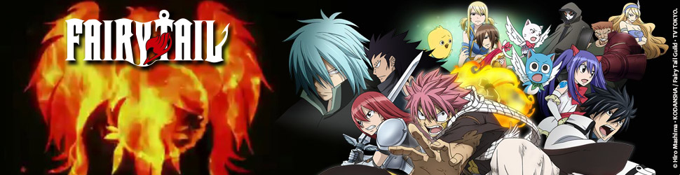 Fairy Tail - Film 1 - La prêtresse du Phoenix - Anime