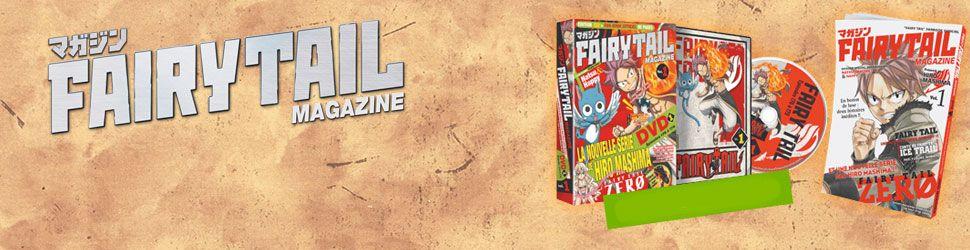 Fairy Tail - Magazine - Anime