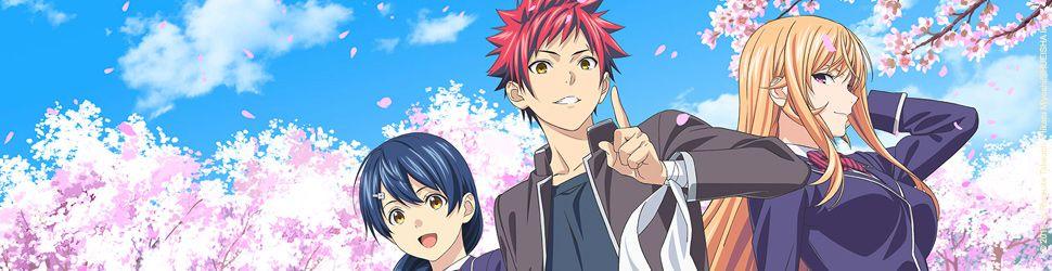 Food Wars Saison 5 - The Strong Plate - Anime