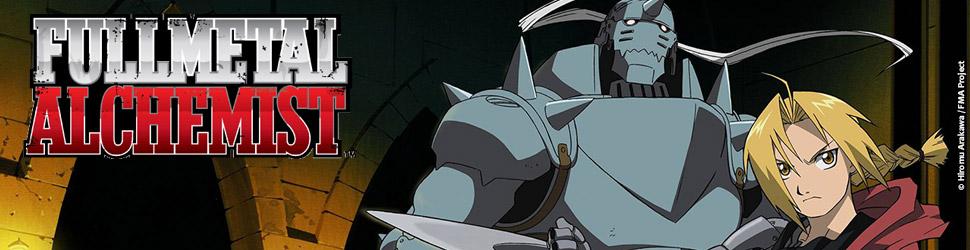 Fullmetal Alchemist - Anime