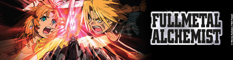 Fullmetal Alchemist - L'Étoile de Milos - Film - Anime