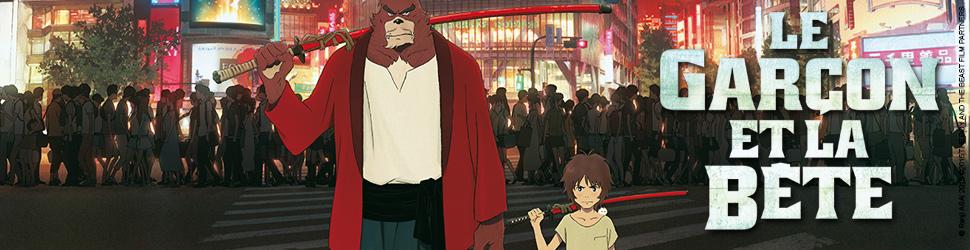 Garçon et la bête (le) - Anime