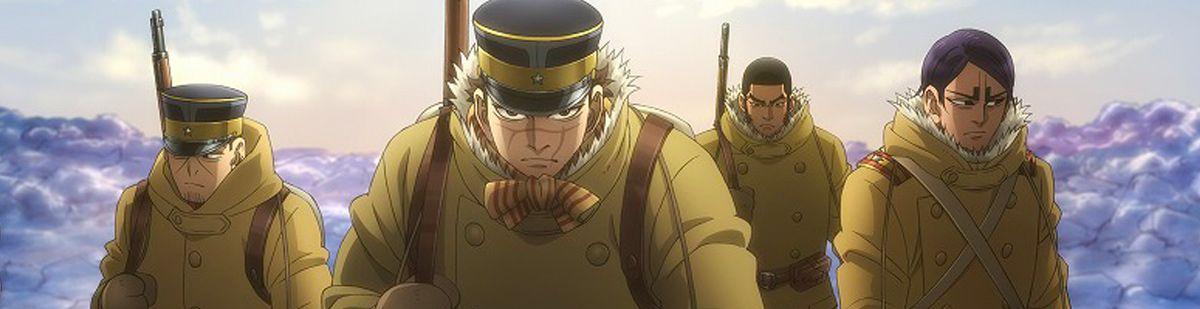 Golden Kamui - Saison 3 - Anime