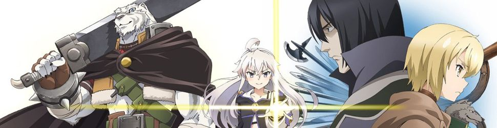 Grimoire of Zero - Anime