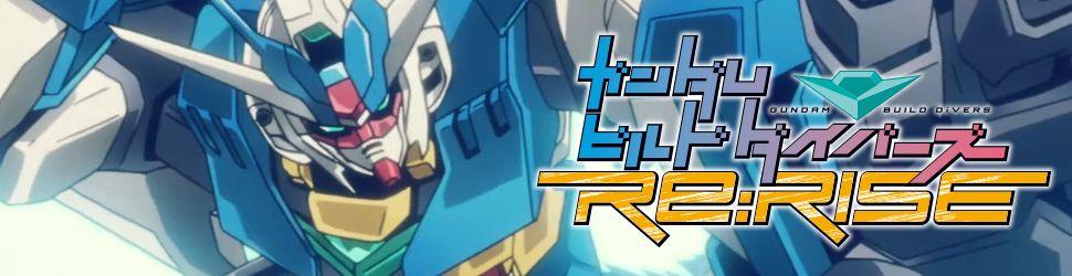Gundam Build Divers Re:RISE - Anime