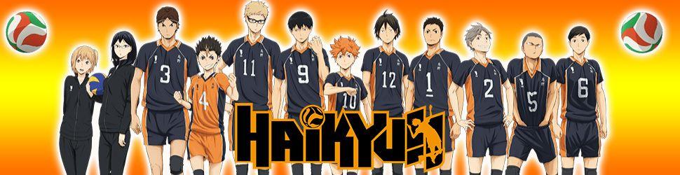 Haikyu!! - Saison 2 - Anime