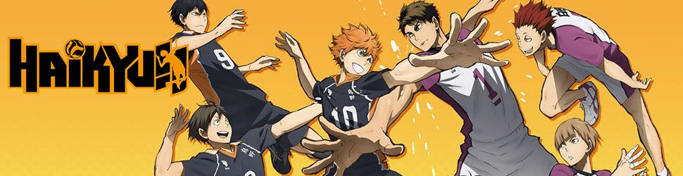 Haikyu!! - Films - Anime