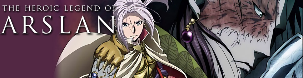 The Heroic Legend Of Arslan - Saison 2 - Le ballet de la tempête de sable - Anime