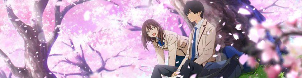 Je veux manger ton pancréas - Anime