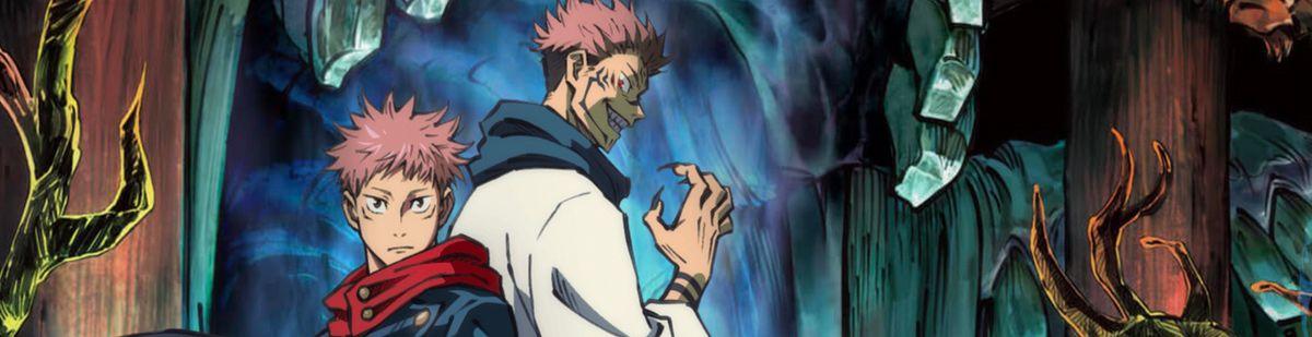 Jujutsu Kaisen - Anime