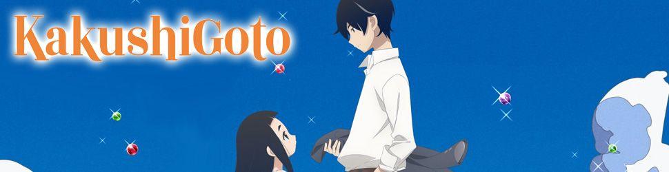 Kakushigoto - Anime