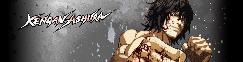 Kengan Ashura - Anime