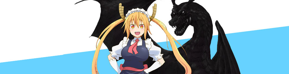 Miss Kobayashi's Dragon Maid - Saison 1 - Anime