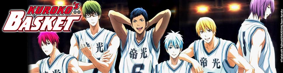 Kuroko's Basket - WInter Cup - Films - Anime