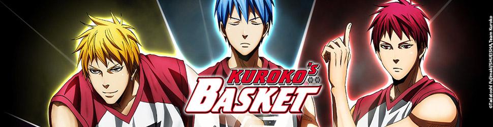 Kuroko's Basket The Movie - Last Game - Anime