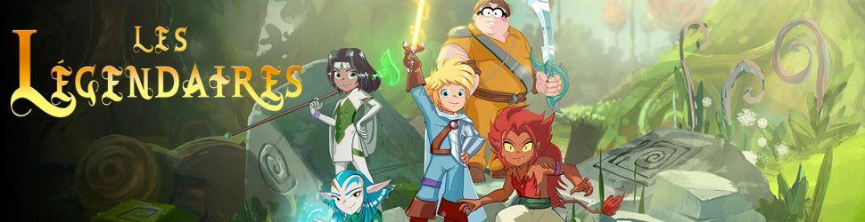 Légendaires (les) - Série - Anime