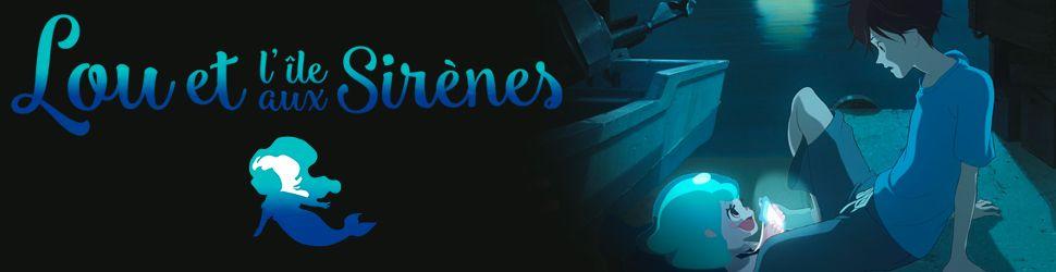 Lou et l'île aux sirènes - Anime