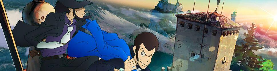 Lupin III - L'aventure Italienne - Anime