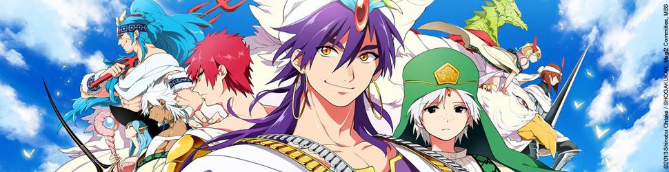 Magi - Adventures of Sinbad - OAV - Anime
