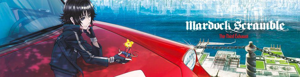 Mardock Scramble - The Third Exhaust - Anime
