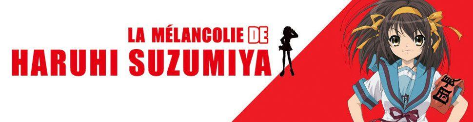 Mélancolie De Suzumiya Haruhi (la) - Anime