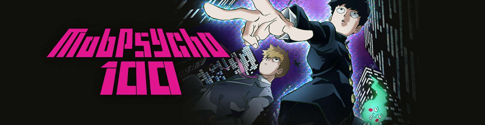 Mob Psycho 100 - Anime