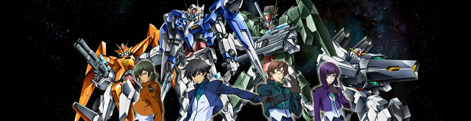 Mobile Suit Gundam 00 - Anime