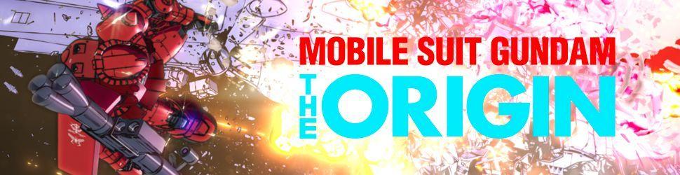 Mobile Suit Gundam - The Origin - Anime