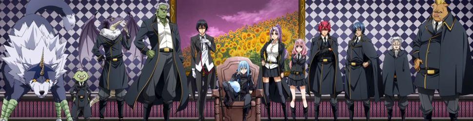 Moi quand je me réincarne en slime - Saison 2 - Anime