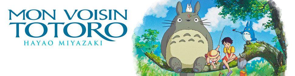 Mon Voisin Totoro - Anime