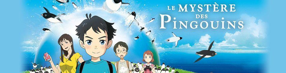 Mystère des pingouins (le) - Anime