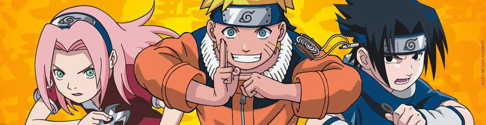 Naruto - Anime